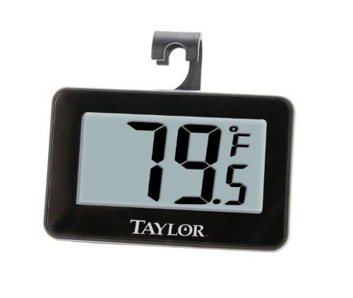 termómetro de congelador / congelador digital taylor