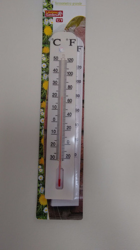 termometro de temperatura ambiente