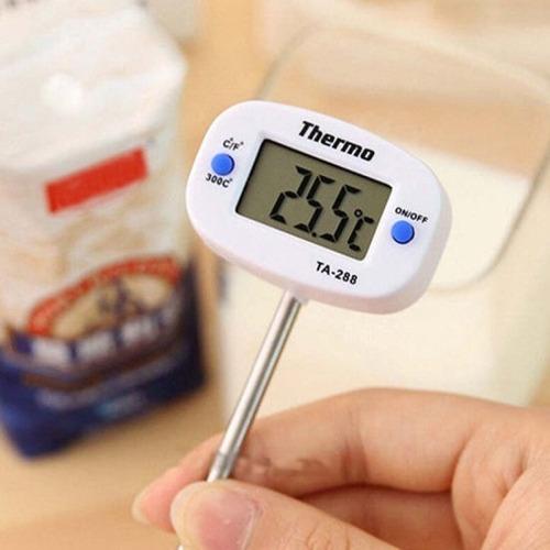 termómetro digital cocina hasta 350ºc-bbq entrega inmediata