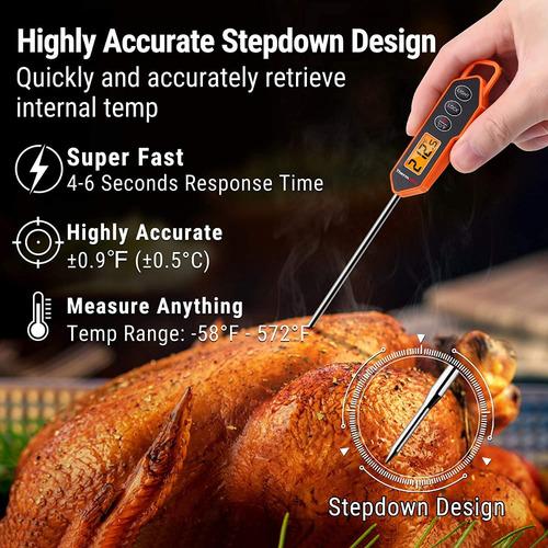 termometro digital cocina thermopro liquidos pinchacarne