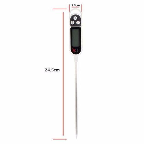 termómetro digital de punzón para cocina: -50ºc ~ 300ºc