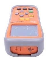 termometro digital icel multimetro 1 canal com termopar