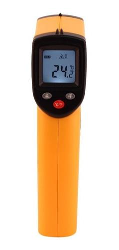 termómetro digital infrarojo pistola laser preciso