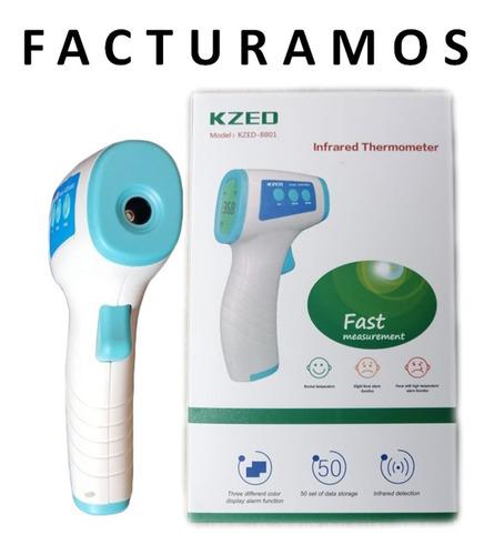 termómetro digital infrarrojo+ regalo médico corporal frente