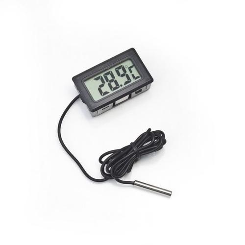 termómetro digital lcd con sonda delivery gratis*