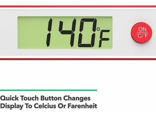 termómetro digital marca vremi