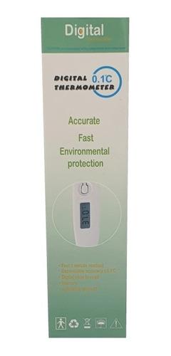 termómetro digital medidor temperatura corporal
