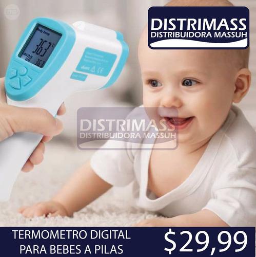 termometro digital para bebes controla fiebre