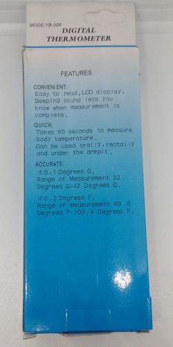 termómetro digital para niños entrega inmediata!