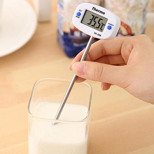 termómetro digital probador temperatura para alimentos,carne