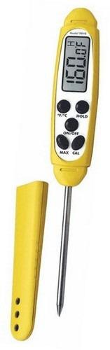 termometro digital punta acero inxidable cocina profesional