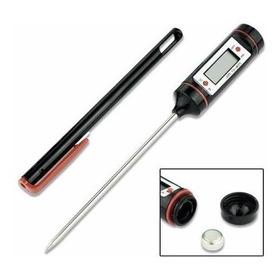 Termometro Digital Waterproof Oferta Con Pila Cocina Pro