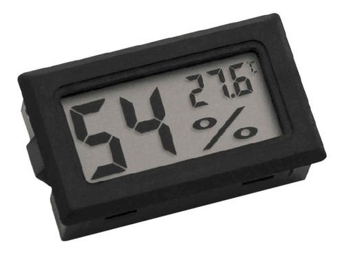 termómetro higrómetro digital termohigrometro incubadora