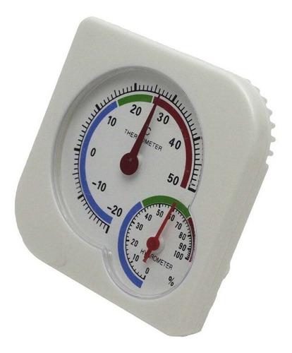 termometro higrometro no necesita pilas - electroimporta