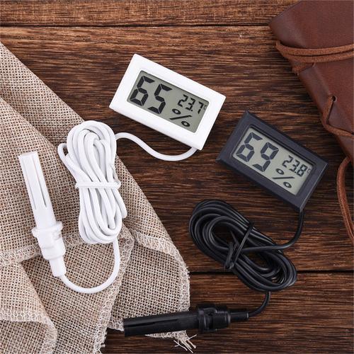 termometro humedad invernadero incubadora terrario emn