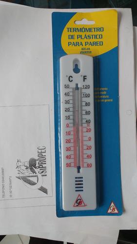 termómetro incubadora analogico