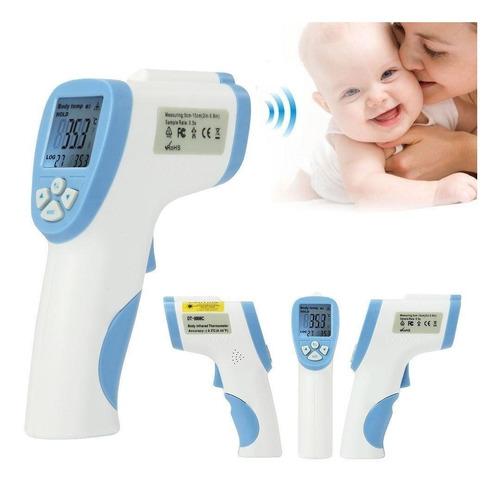 termometro infrarrojo bebes 32 memoria