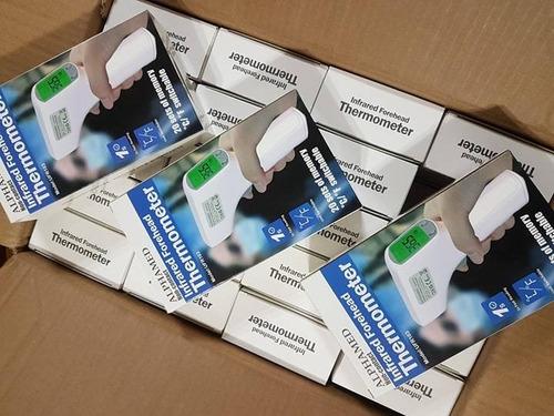 termómetro infrarrojo con autorizacion digemid