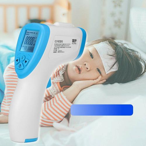termómetro infrarrojo de frente sin contacto con garantia
