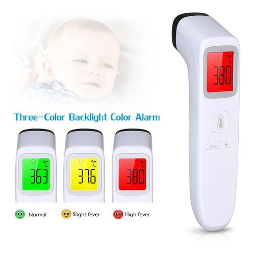 termómetro infrarrojo de precisión clínica fda profesional