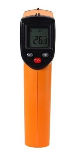 termometro infrarrojo de temperatura lcd gm320