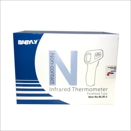 termometro infrarrojo digital  frente sin contacto
