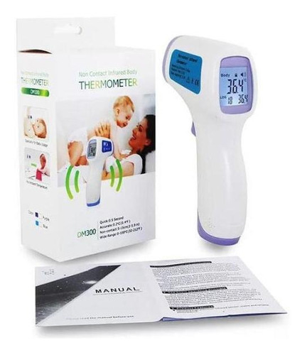 termometro infrarrojo en medellín