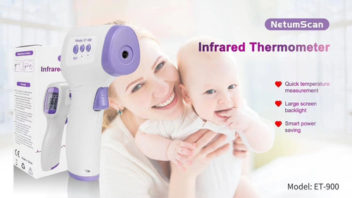 termómetro infrarrojo frente envío inmediata sin contacto