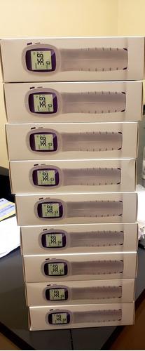 termometro infrarrojo hywell para adultos y niños certif fda