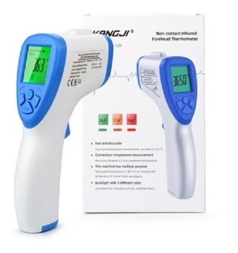 termómetro infrarrojo kangji