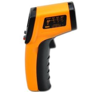 termometro infrarrojo laser de -50 a +380 grados centigrados