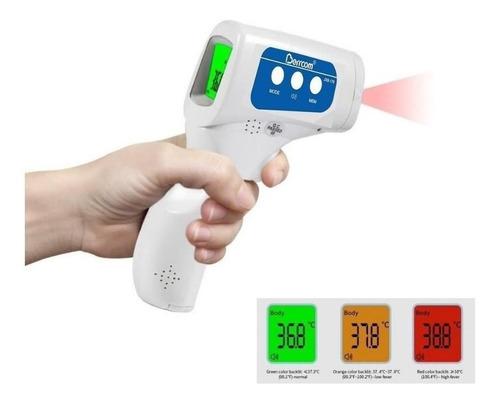 termometro infrarrojo laser pistola con certif ce y fcc