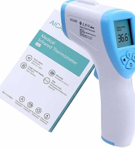 termómetro infrarrojo para medir temperatura
