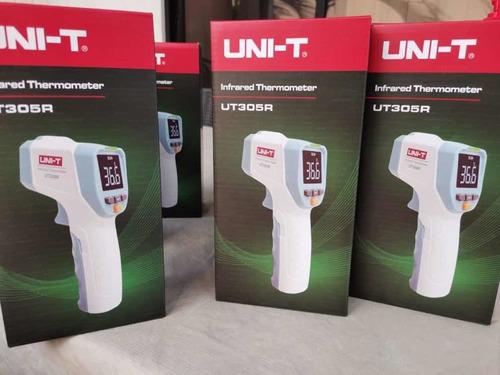 termómetro infrarrojo profesional láser digital sin contacto