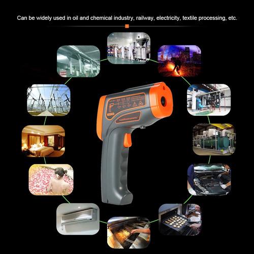termómetro infrarrojo smart sensor # 2