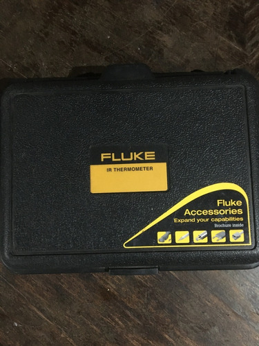 termómetro infrarrojo y de contacto fluke 566