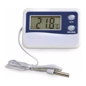 Termômetro Maxima E Minima Digital A Prova D'agua - Incoterm