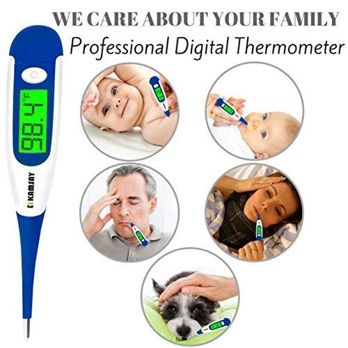 termometro medico digital fda facil de precision y lectura r