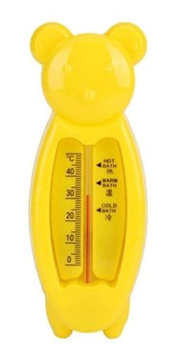 termometro para bañera bebes osito