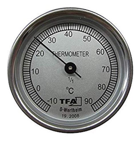 termómetro para composta tfa, composta, humus