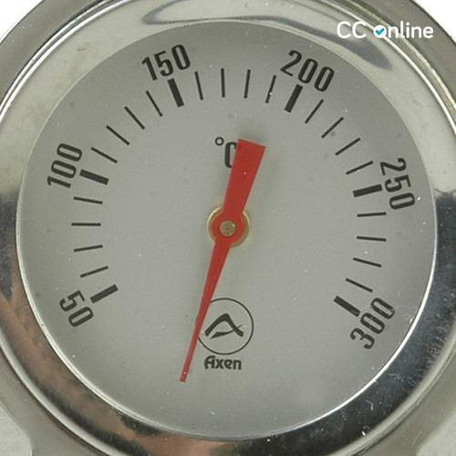 termómetro para horno 50-300° gastronomía axen - cc-online