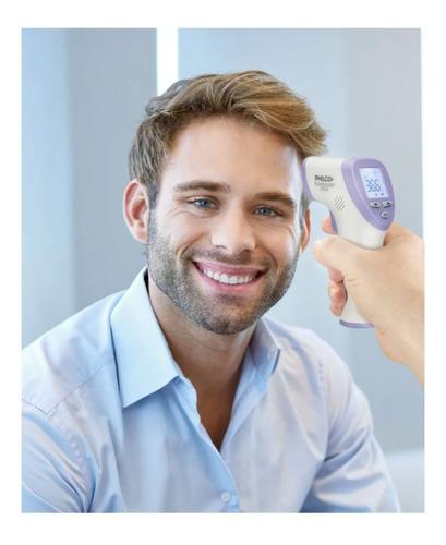 termometro philco infrarrojo temperatura corporal bk-8005