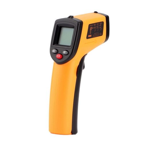 termometro pistola laser infrarojo a larga distancia