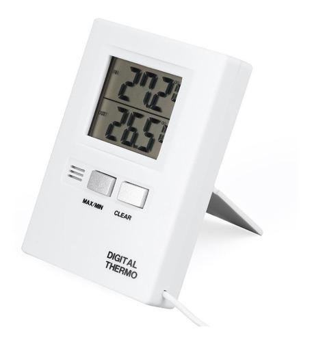 termometro sensor externo e interno freezer agua geladeira