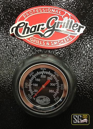 termometro 'slim 5' para hornos de barro, industrial u otro