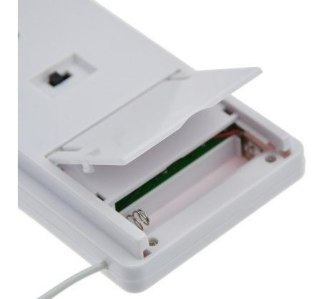 termometro termohigrometro digital temperatura y humedad