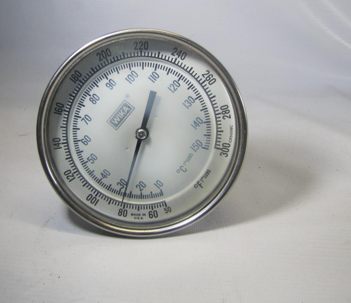 Termometro Wika 4 Acero Inoxidable Bs 22 339 411 65 En Mercado Libre Termometro bimetallico per sistemi di condizionamento dell'aria e refrigerazione modello a48. mercadolibre mercado libre venezuela