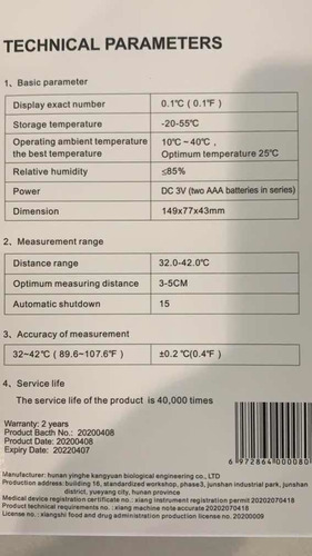 termómetros digitales
