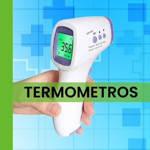 termometros humanos verificacion calibrado