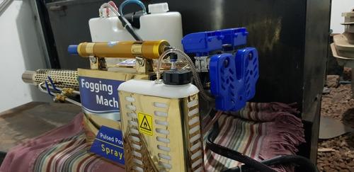 termonebulizador  doble carburador cañon largo